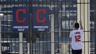Virus Outbreak Empty Ballparks Baseball