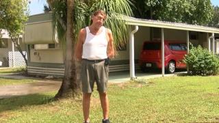Residentes de casas móviles, temen paso del huracán