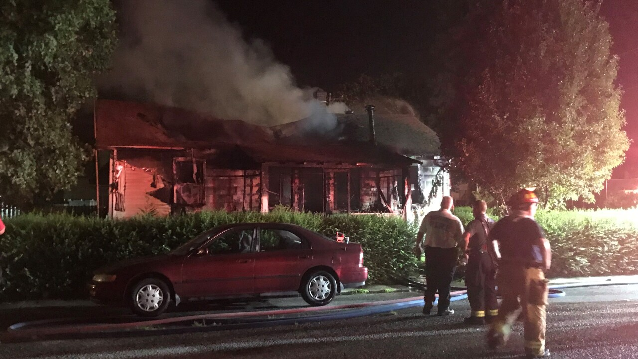 Cigarette believed to be the cause of deadly Hopewell house fire