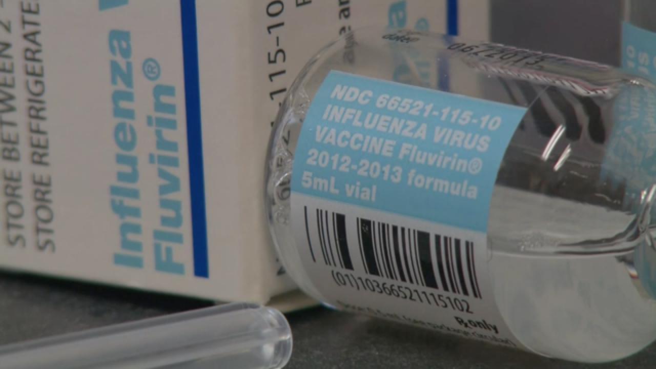 Despite slow start, CDC says flu season is coming