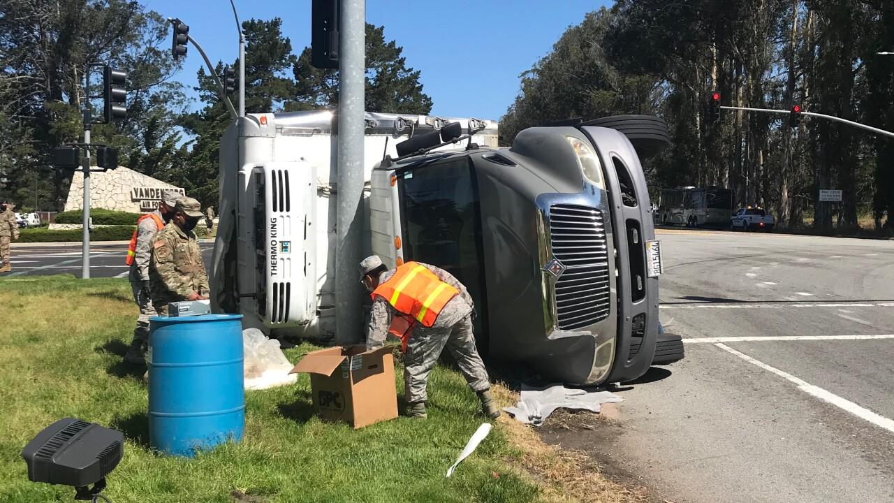 Foodbank truck crash 3.jpeg