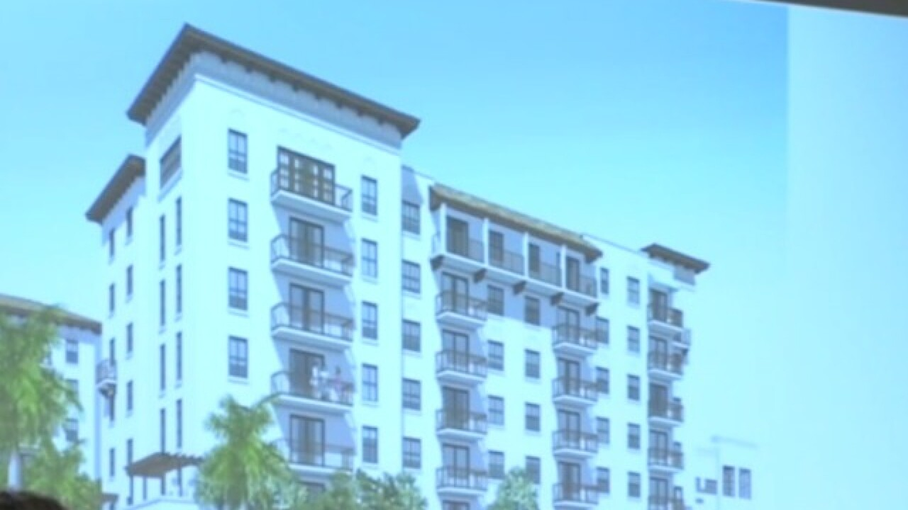 Boca board approves modern redevelopment