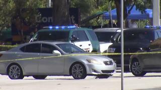 Deputy-involved shooting in Dania Beach
