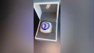 Palmer Ridge debuts 3A state title rings