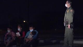 APTOPIX Migrant Children