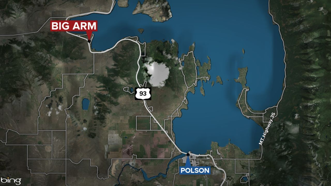 Unidentified body found in Big Arm State Park on Flathead Lake