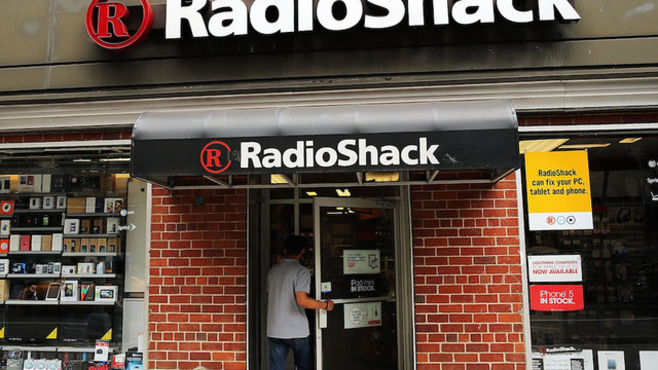 Radio Shack gift card holders can file claims
