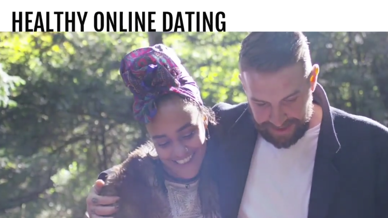 How to safely date online during the COVID-19 pandemic
