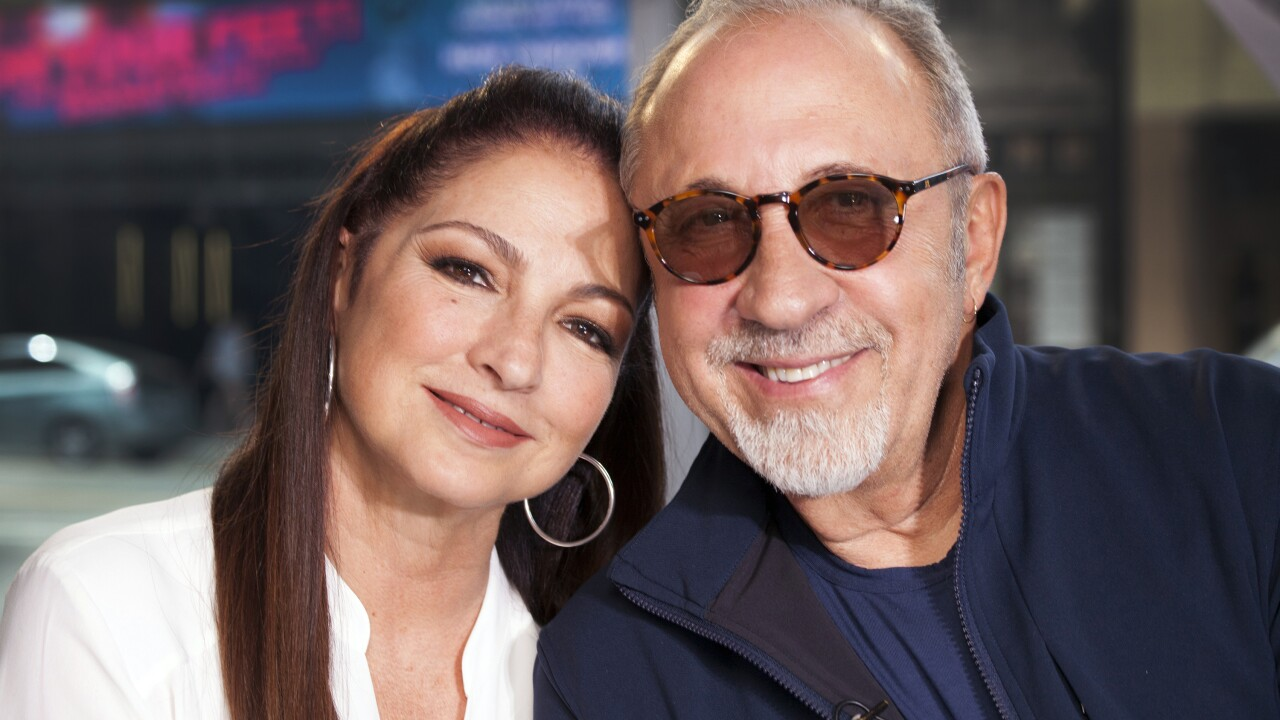 Gloria Estefan and family getting new 'Red Table Talk' series