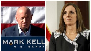 Mark Kelly, Martha McSally