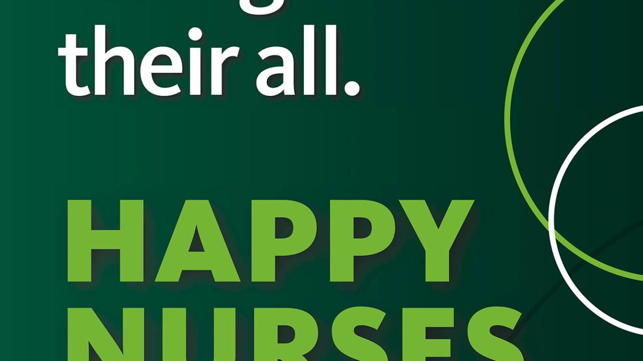 Sparrow Health Happy Nurses Week