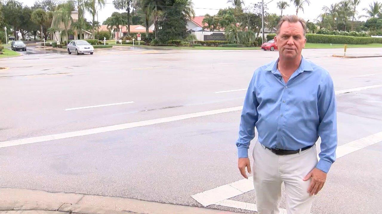John Fischer, lives in the Escondido neighborhood of west Boca Raton