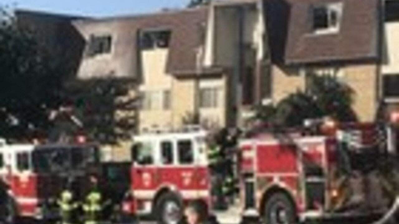 Explosion fire in Baltimore under investigation