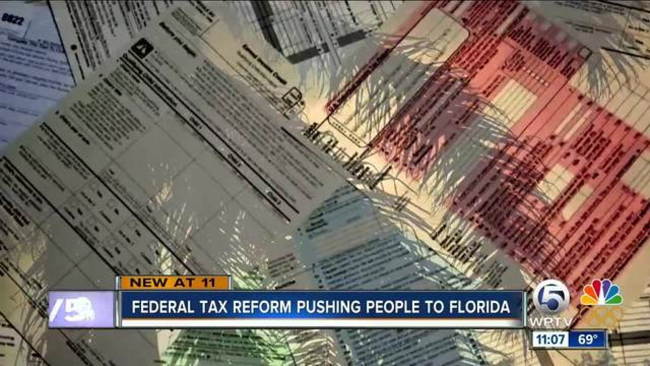 New tax plan makes Florida even greater tax haven
