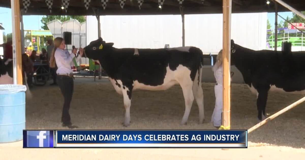 Meridian Dairy Days still going strong after 90 years