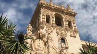 Balboa Park Prado Building