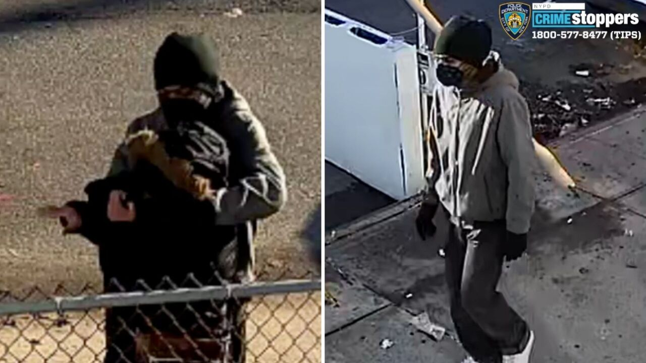 Man tries to rob woman at knifepoint in Queens