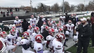 Muskegon's season ends in state semifinal