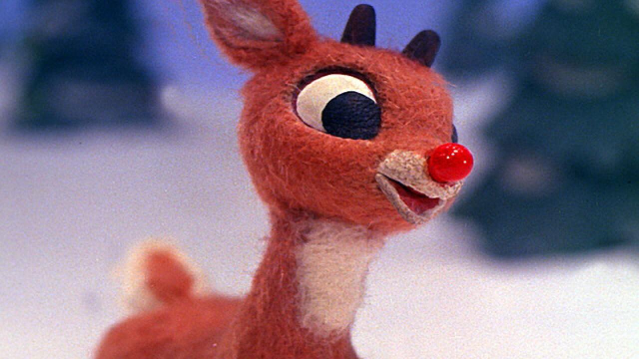 The original ending to 'Rudolph' was a bummer