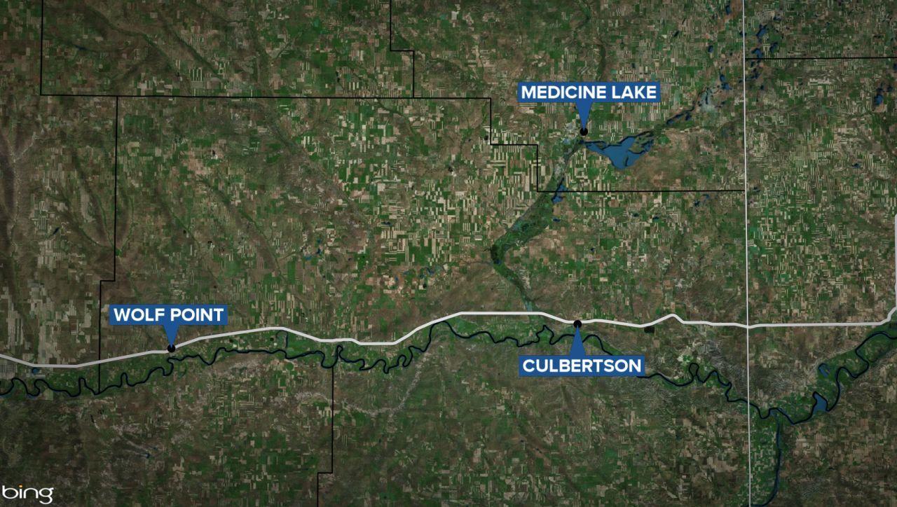 culbertson medicine lake