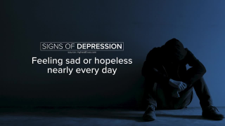 Suffering from depression or feeling the blues: Ways to spot the difference