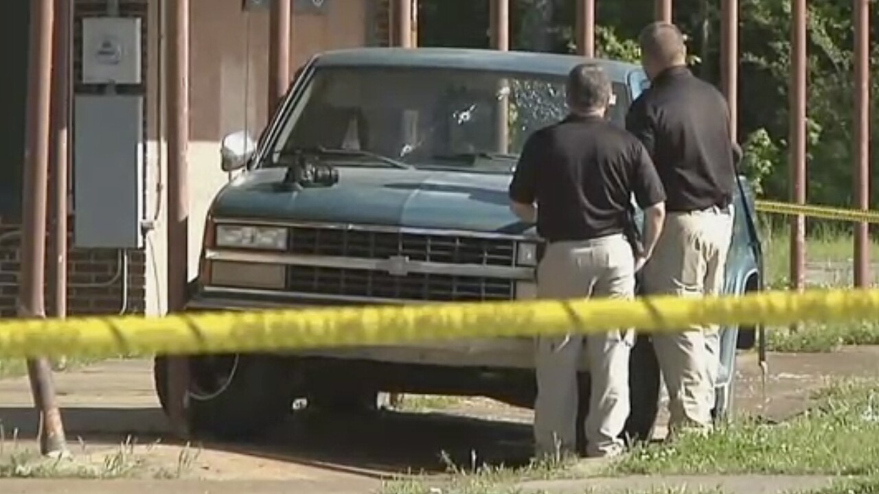 Police Shooting Children