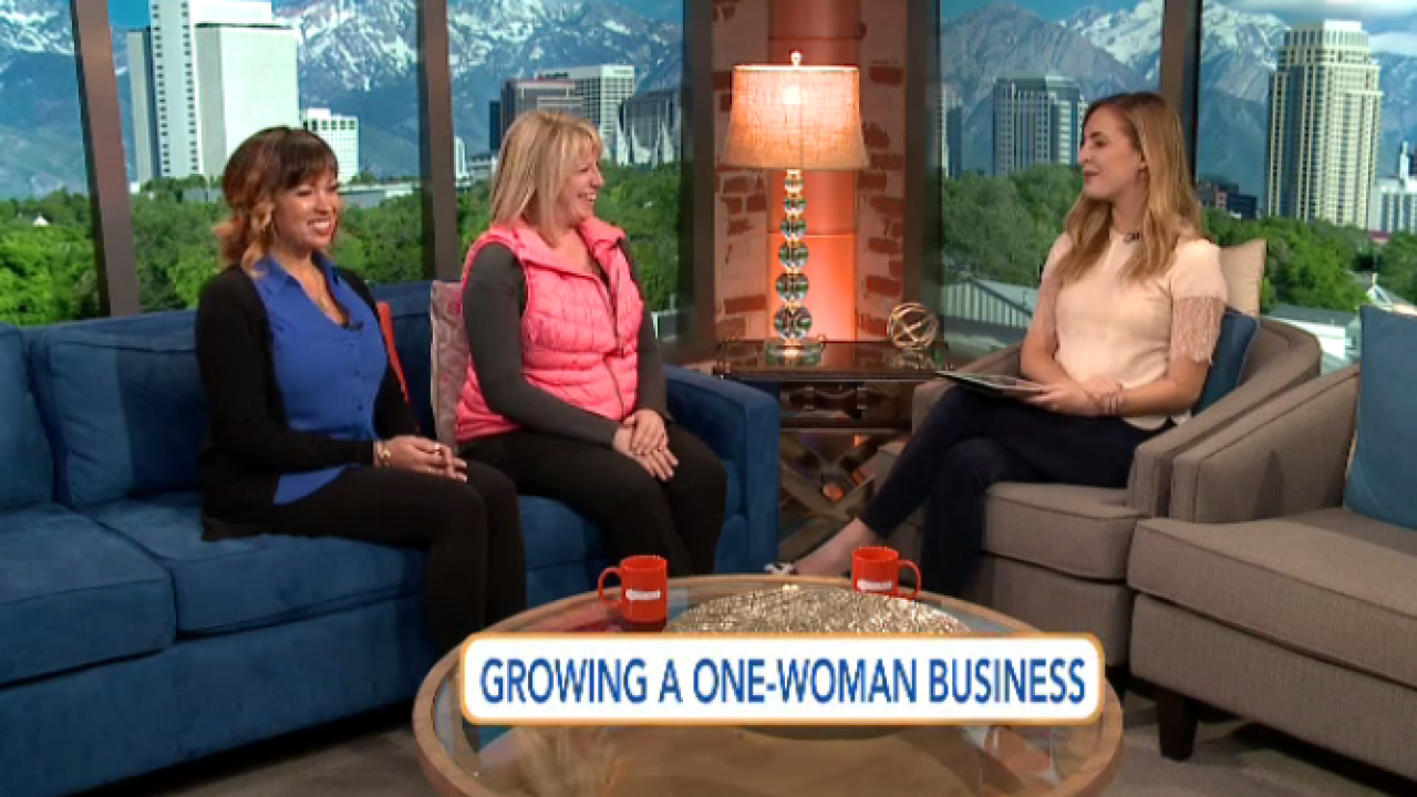 Growing a One-WomanBusiness