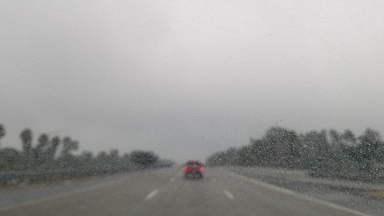 Unusual drizzle, clouds do little to help San Diego drought