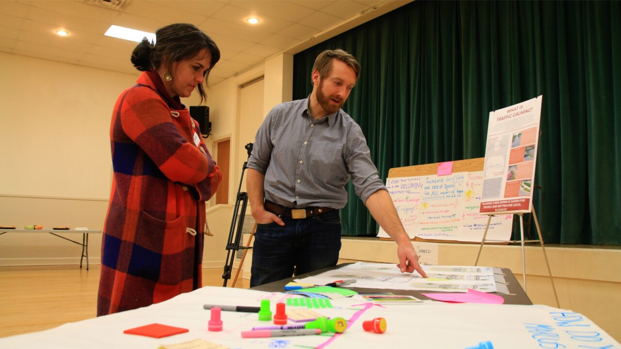 Turn lanes, pedestrian safety and landscaping proposed for Hamilton intersection