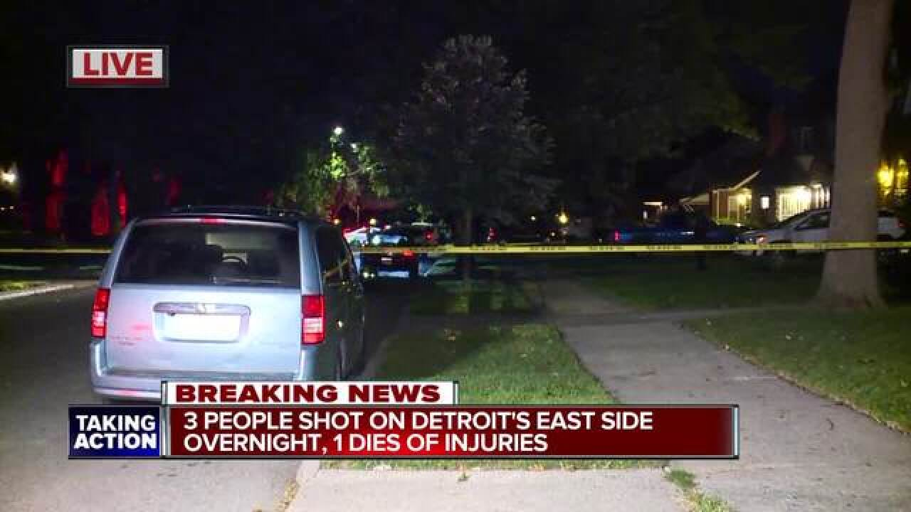Man shoots, kills ex-girlfriend's mother