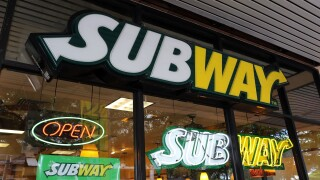 Subway is giving away a trip to any continental U.S. city you want to visit