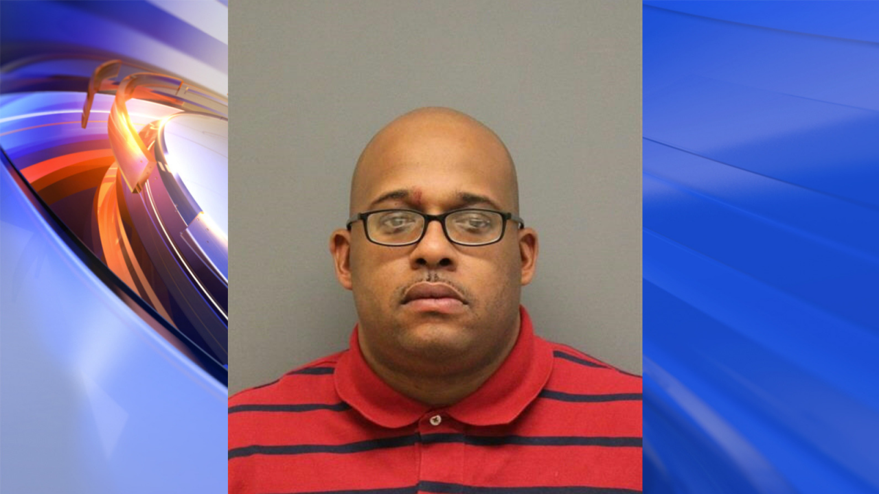 Newport News Police vehicle involved in accident, person charged with DWI