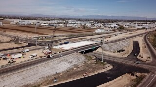 I-84 construction