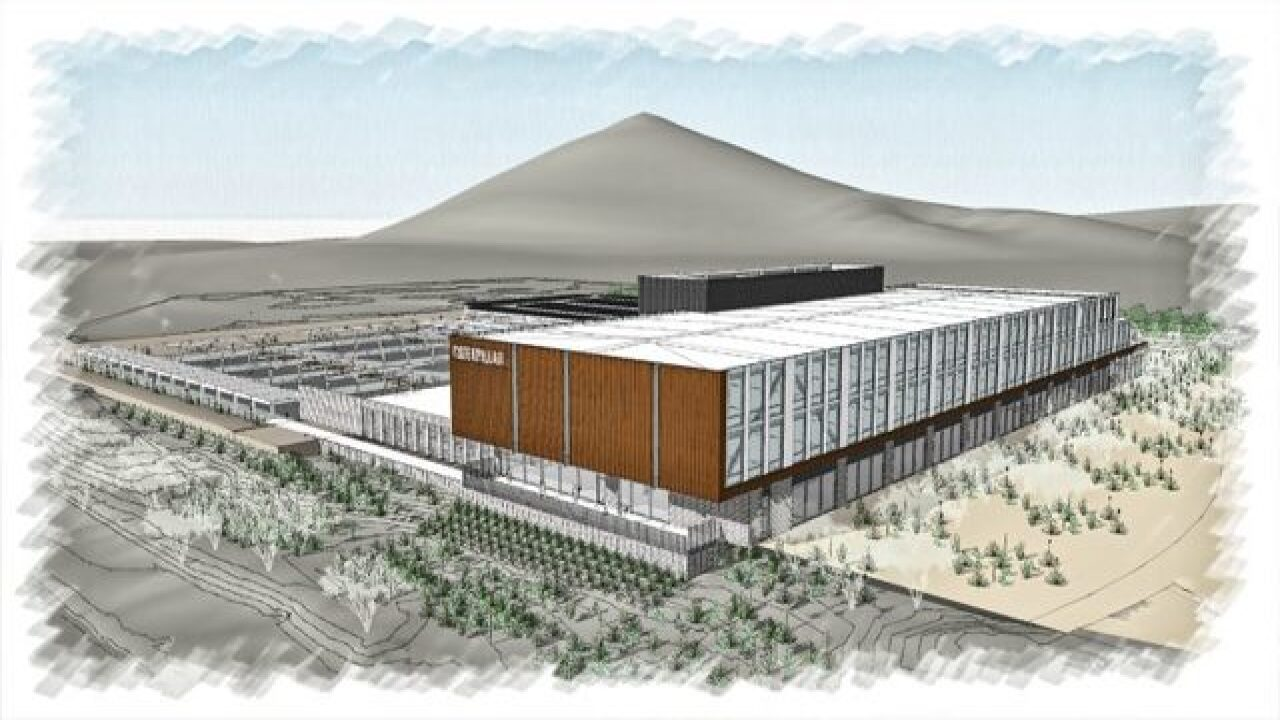 A look at Caterpillar's Tucson HQ