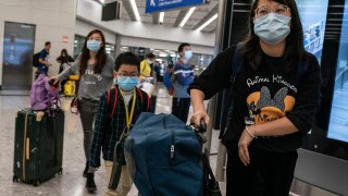 CDC issues level 3 travel warning for Wuhan, China due to virus: 'Avoid all non-essential travel'