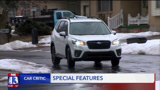 Car Critic: The new Subaru Forester with more room allover