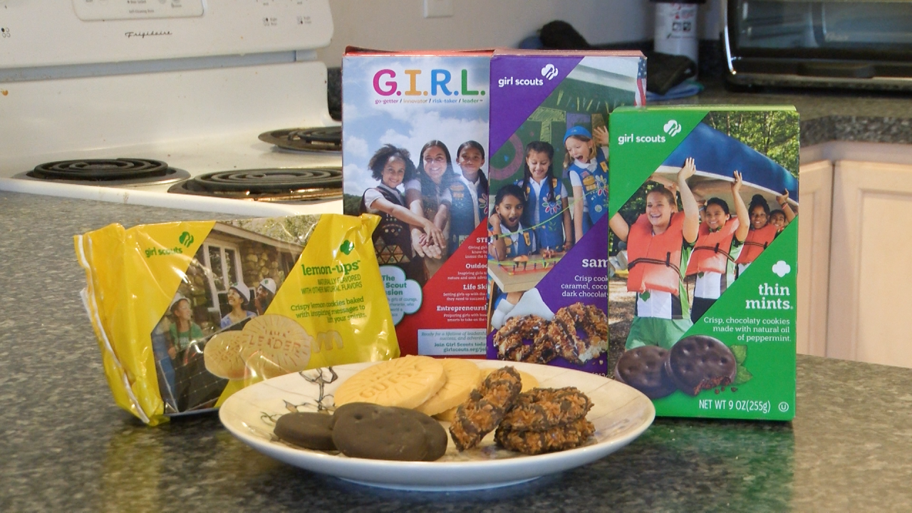 Girl Scout Cookies back on sale locally in Montana