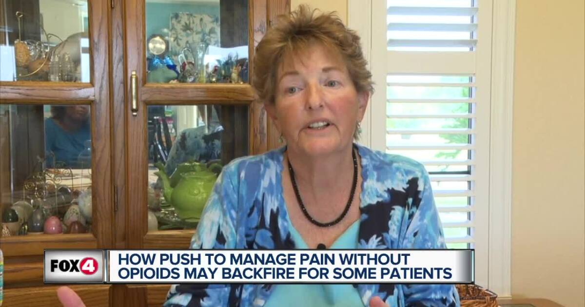 Chronic pain patients concerned about proposed federal law - Fox 4