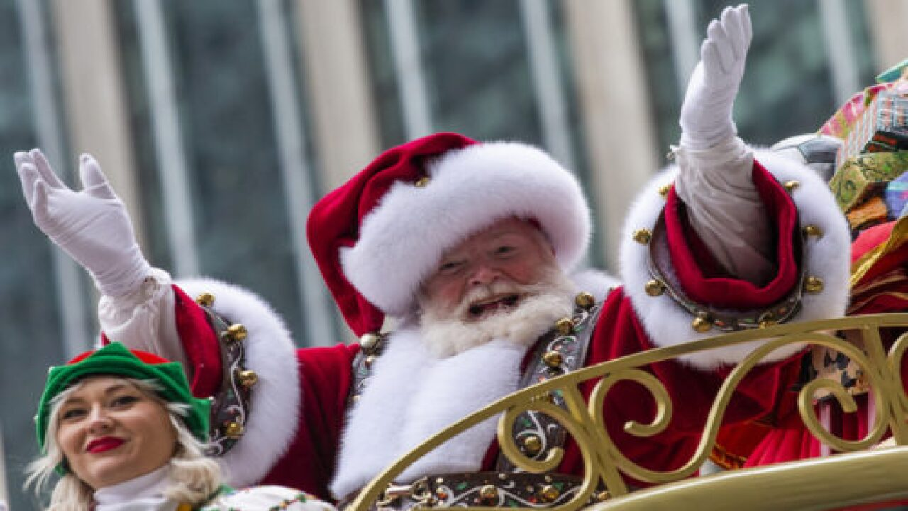 For The First Time Since 1861, Santa Won't Be At Macy's This Year