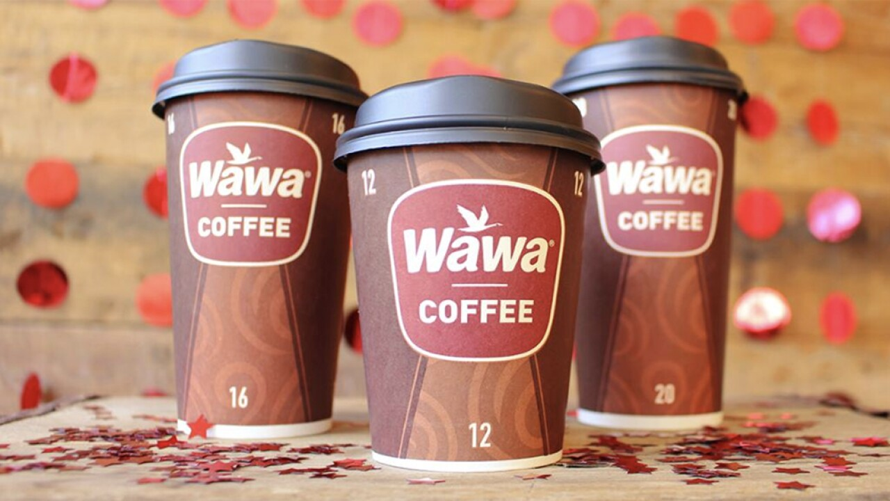 SPREAD THE WORD: Wawa offering free coffee on Thursday