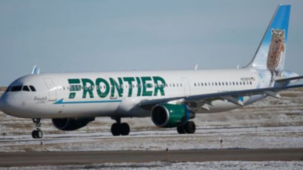 here s what s not included in your frontier airlines fare frontier airlines fare