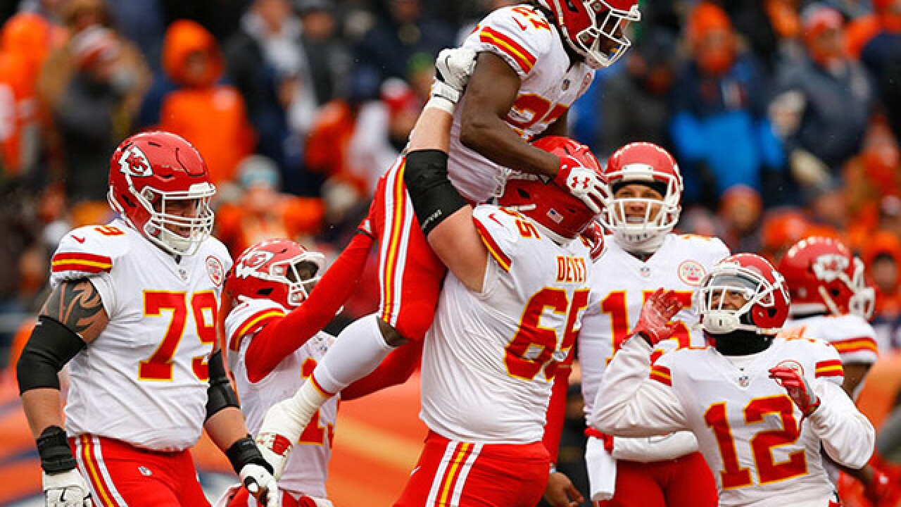 Healthy Parker Ehinger eager to reclaim prominent role on Chiefs' offensive line