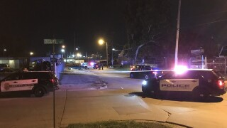 Shooting in KCK leaves one with life-threatening injuries