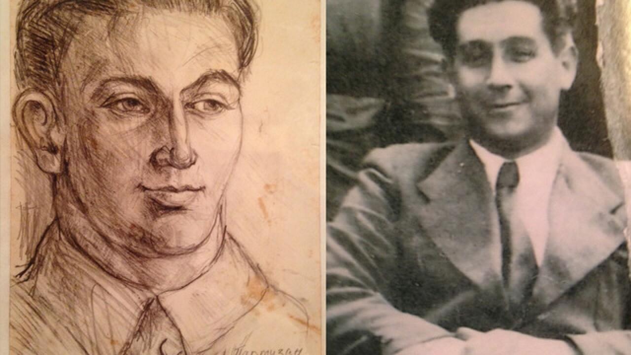 Holocaust museum curator visiting Florida