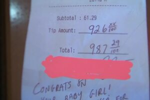 An unexpected gift: Catfish TV show host leaves DIA waitress nearly $1,000 tip