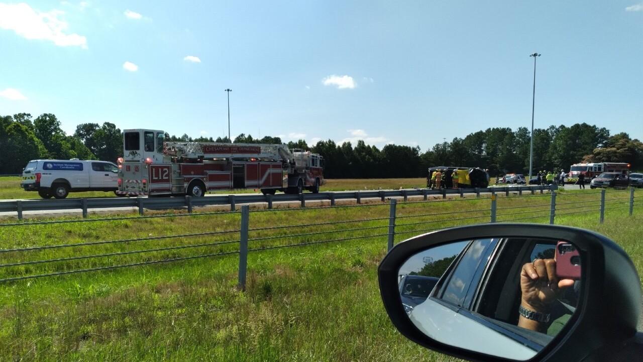 I-664 Crash