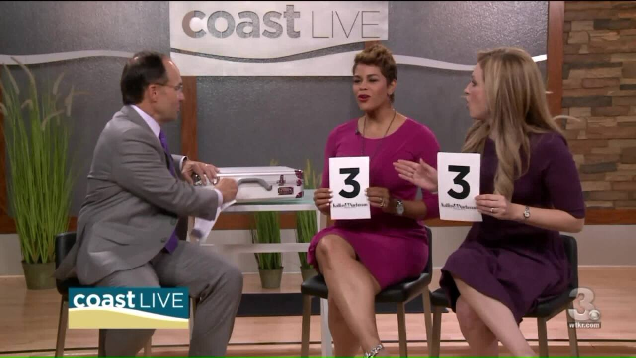 Playing Case by Case and learning a lot too on Coast Live