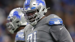 Lions rule out A'Shawn Robinson, Rick Wagner, Christian Jones vs. Broncos