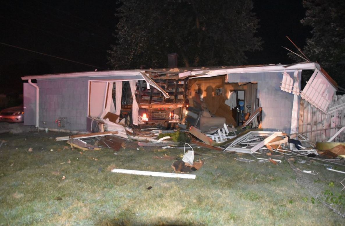 Truck into House 3.JPG