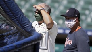 Masking up: Protective coverings not just for MLB dugouts